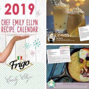 Frigo Emily Ellyn 2019 Calendar