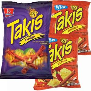 Free Bag of Taki's Snacks at Giant Food Stores