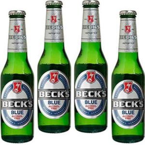 Free Bottle of Becks Beer