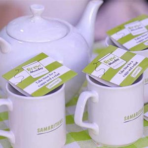 Free Brew Collection Box And Tea Bags