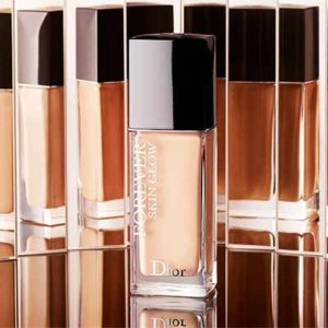 Free Dior Skin Glow Foundation