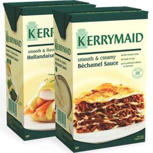 Free Kerrymaid Bechamel and Hollandaise Sauces