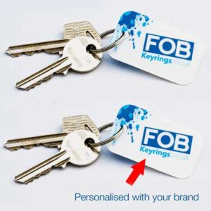 Free Keyring Sample Pack