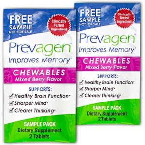 Free Memory Supplement Tablets Sample