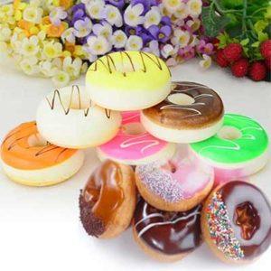 Free Mini Squishy Donut
