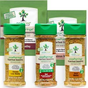 Free pawPairings Superfood Seasonings