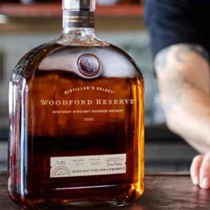 Free Personalized Woodford Reserve Bourbon Labels