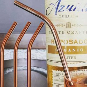 Free Reusable Metal Straw