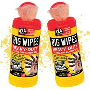 Free Sample of Big Wipes