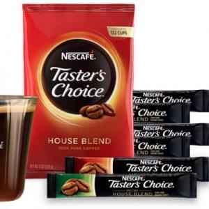 Free Sample of NESCAFÉ Taster's Choice - Freebies Lovers