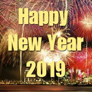 Happy New Year 2019 From Freebies Lovers