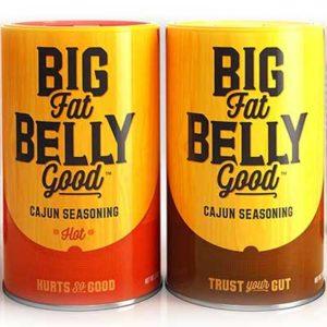 Free Big Fat Belly Good Seasoning Samples