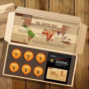 Free Cambio Coffee K-Cup Sample Pack