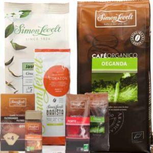 Free Coffee and Tea Samples