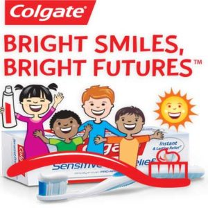 Free Colgate Toothpaste and Toothbrush Samples