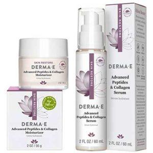 Free Derma E Skin Restore Serum & Moisturizer