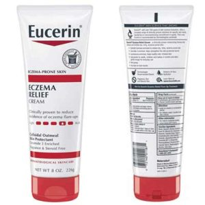 Free Eucerin Eczema Relief Body Cream