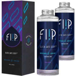 Free FLIP Lubricant Sample