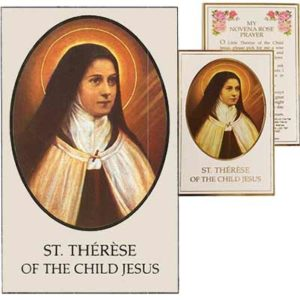 Free Gift in Honor of St. Therese