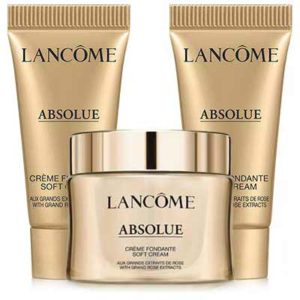 Free Lancôme Absolue Soft Cream
