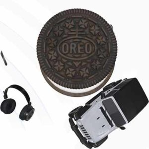 Free Oreo 'The Stuf Inside' Instant Win Game