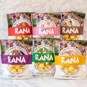 Free Pack of La Famiglia Rana Fresh Tortelloni