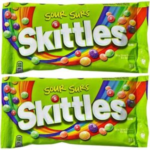 Free Pack of Sour Skittles