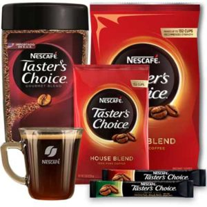 Free Sample of NESCAFÉ Taster's Choice Instant Coffee