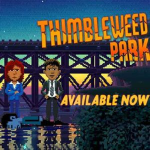 Free Thimbleweed Park PC Game