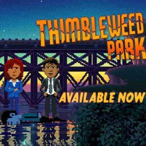 Free Thimbleweed Park PC Game