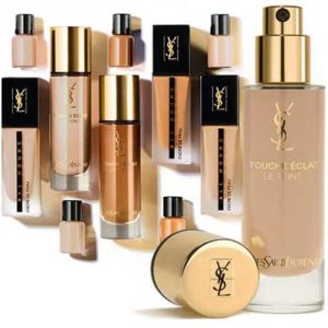 Free YSL Foundation Sample