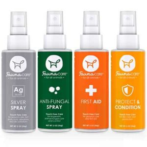 Free Fauna Care Silver Spray Sample