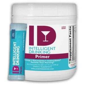 Free ID Hangover Prevention Sample