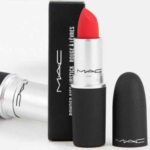 Free MAC Powder Kiss Lipstick