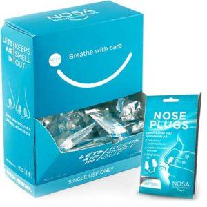 Free Nose Plugs