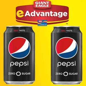 Free Pepsi Zero