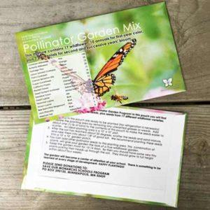 Free Pollinator Garden Mix Pouch
