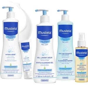 Free Sample of Mustela Baby and Mother Skincare