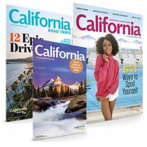 Free California Visitor's & Road Guide
