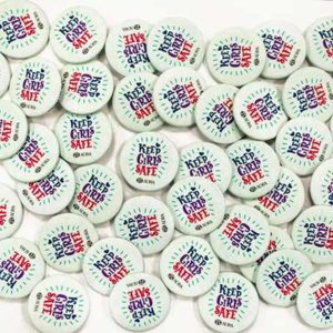 Free Keep Girls Safe Buttons