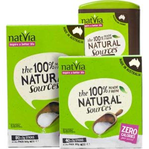 Free Natvia Sweetener Sample
