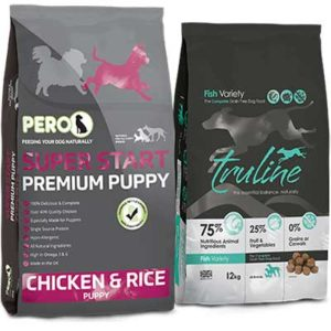 Free Pero Dog Food Sample
