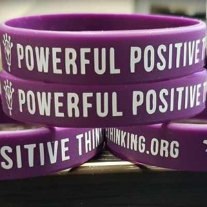Free Positivity Wristband