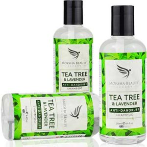 Free Tea Tree Anti-Dandruff Shampoo