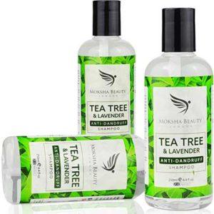 Free Tea Tree Anti-Dandruff Shampoo