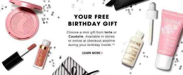 Get Free Stuff for Your Birthday