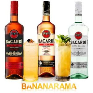 Free Bacardi Cocktails