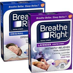 Free Breathe Right Advanced Strips