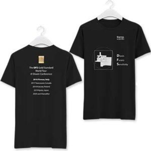 Free DFS Tour T-shirt