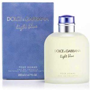 Free Dolce & Gabbana Light Blue Fragrance